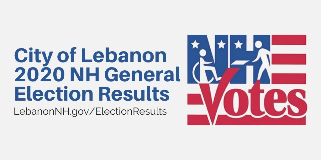 Election Results with NH Votes logo