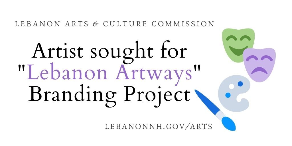 Artist sought for Lebanon Artways Project