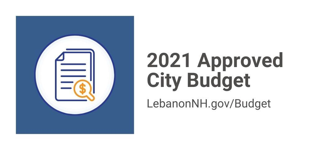 2021 Approved City Budget