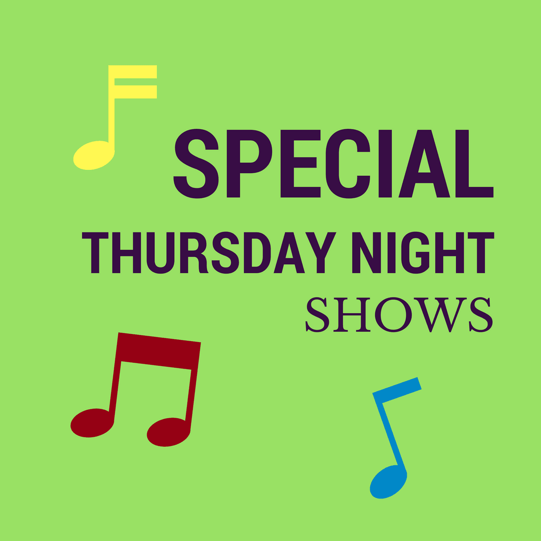 Special Thursday Night Shows