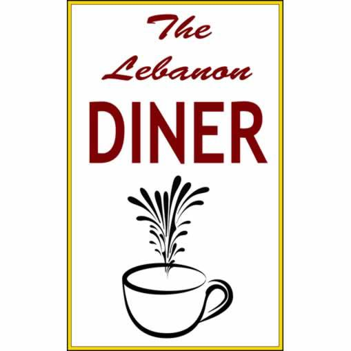 The Lebanon Diner Logo